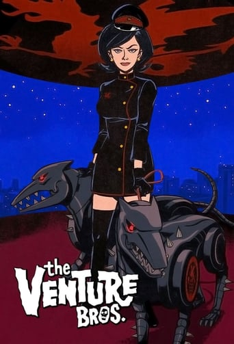 The Venture Bros. Poster