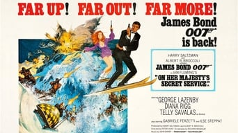 На секретній службі її величності: 007 (1969)