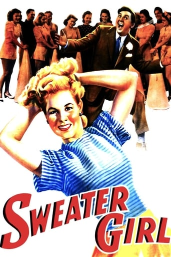 Poster of Sweater Girl