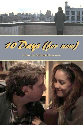 Poster of 10 Days (for now)