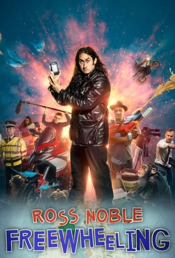 Poster of Ross Noble: Freewheeling