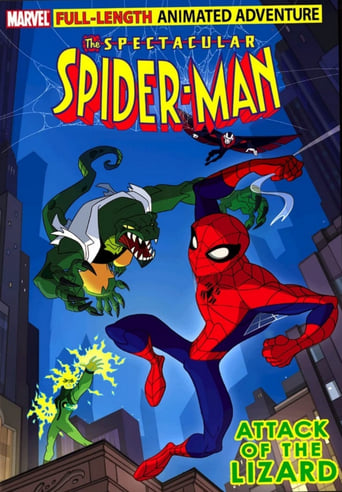 The Spectacular Spider-Man Attack of the Lizard