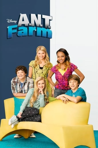 Poster of A.N.T. Farm