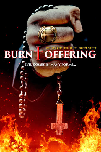Poster of Burnt Offering