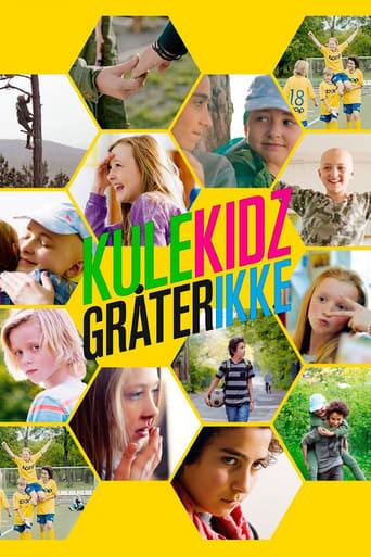 Poster of Kule kidz gråter ikke