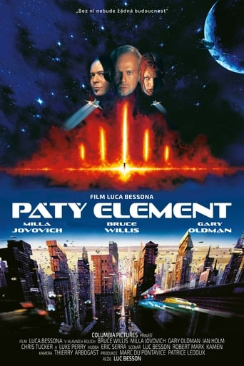 Poster of Pátý element