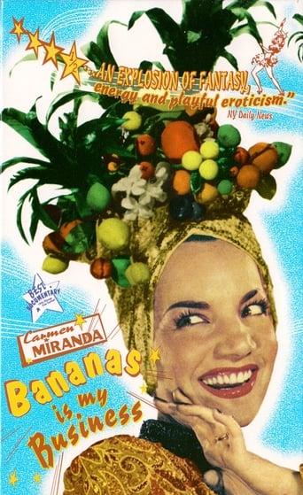 Poster of Carmen Miranda: Bananas is My Business