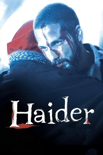 Poster of Haider