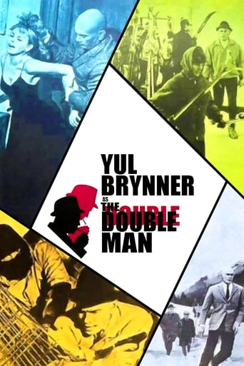 voir film La griffe  (The Double man) streaming vf
