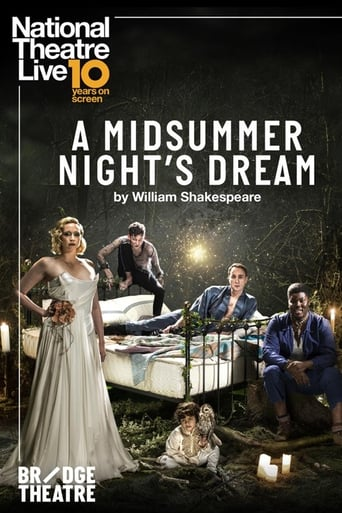 National Theatre Live: A Midsummer Night's Dream Movie Poster