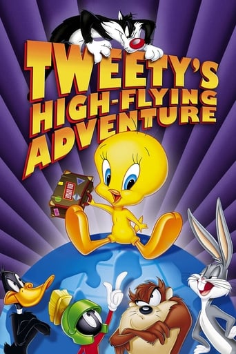 Poster of Tweety's High Flying Adventure