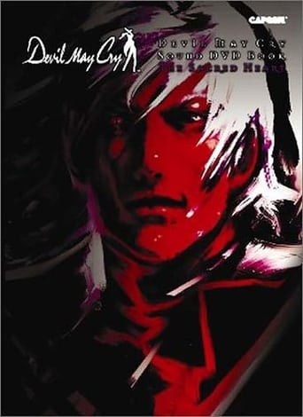 Devil May Cry Sound DVD Book - The Sacred Heart