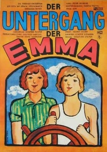 Poster of The Sinking of Emma