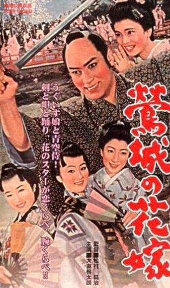 The Bride In Uguisu Castle Movie Poster