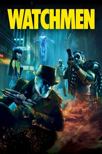 Baixar Watchmen: O Filme Torrent (2009) Dublado / Dual Áudio 5.1 BluRay 720p | 1080p Download