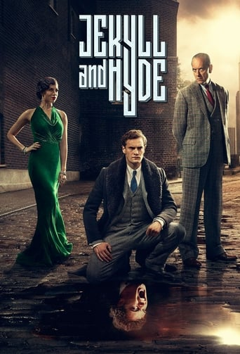 Poster of Jekyll and Hyde