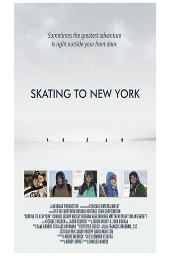 Poster of Skating to New York