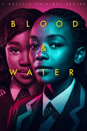 Blood & Water Poster