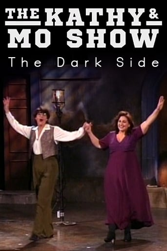 Poster of The Kathy & Mo Show: The Dark Side