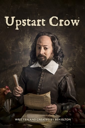 poster of Upstart Crow