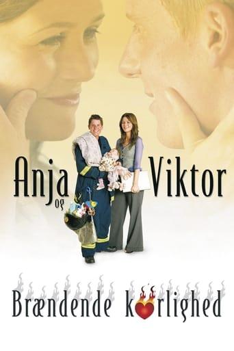 Poster of Anja & Viktor - Flaming Love