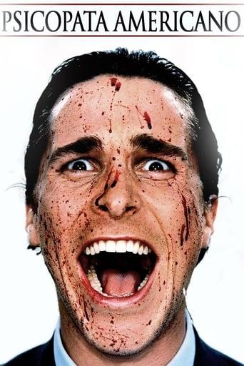 Psicopata Americano - Poster