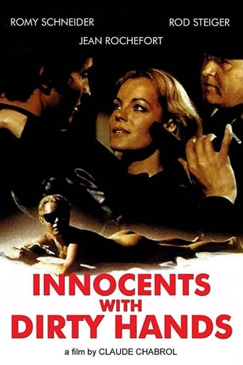 Poster of Innocents with Dirty Hands