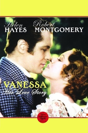 Poster of Vanessa: Her Love Story
