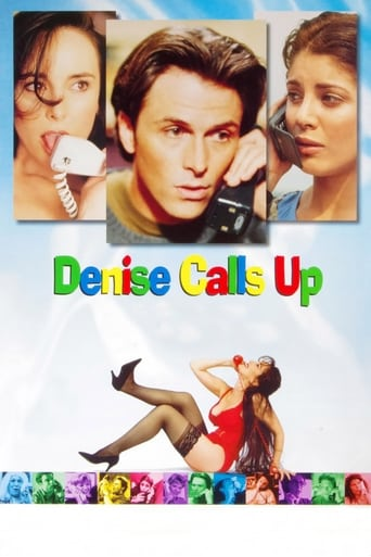 Poster of Denise Calls Up