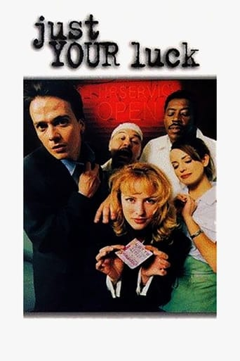 Poster of Just Your Luck