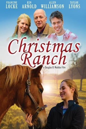 Poster of Christmas Ranch