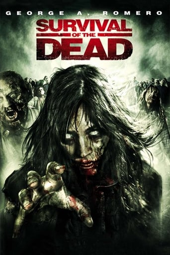 Poster of Survival of the Dead