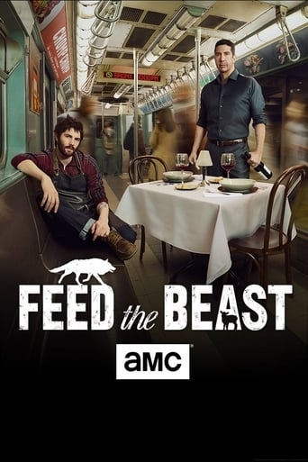 Poster of Feed the Beast