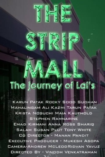 Poster of The Strip Mall