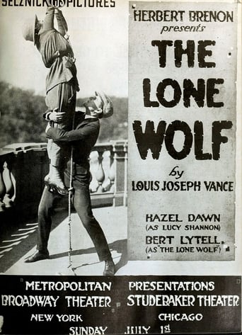Poster of The Lone Wolf Returns