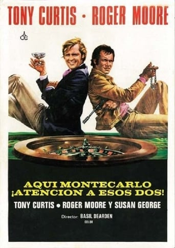 Poster of Mission: Monte Carlo
