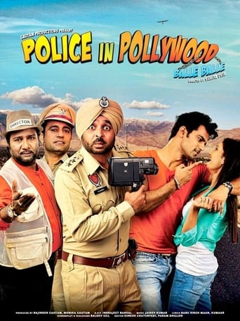Poster of Police in Pollywood