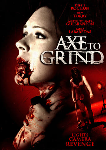 Poster of Axe to Grind