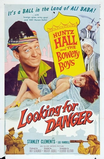 Poster of Looking for Danger