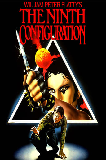 Poster of The Ninth Configuration