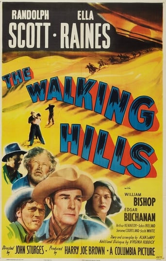Poster of The Walking Hills