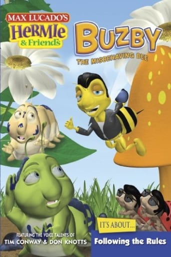 Poster of Hermie & Friends: Buzby, the Misbehaving Bee