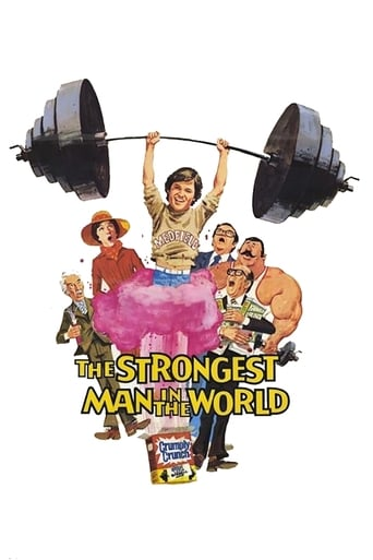 Poster of The Strongest Man in the World