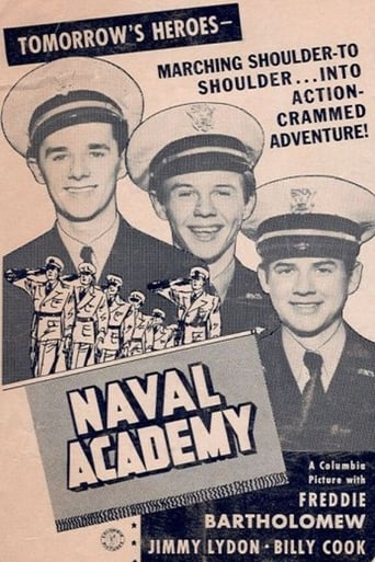 Poster of Naval Academy