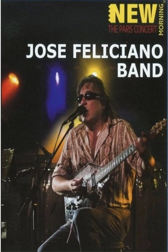 Watch José Feliciano Band: New Morning - The Paris Concert 2008 Online Free Putlocker