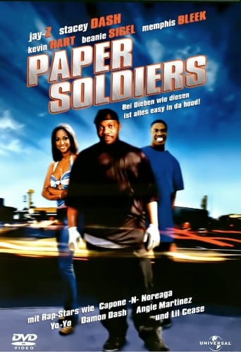 Poster of Paper Soldiers