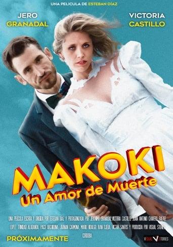 Poster Makoki: Un Amor de Muerte