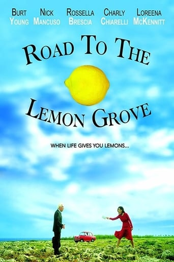 Poster of Road to the Lemon Grove