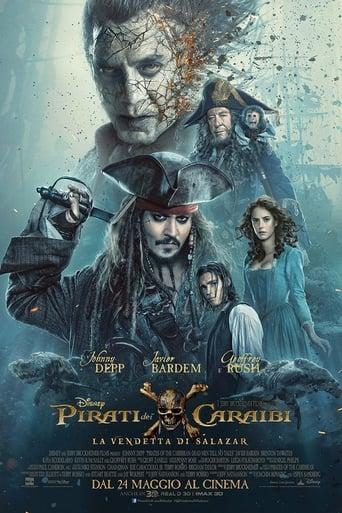Poster of Pirati dei Caraibi - La vendetta di Salazar