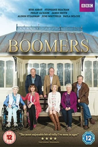 Poster of Boomers